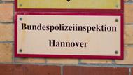 Bundespolizei in Hannover