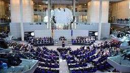 Der Bundestag in Berlin | Bildquelle: AFP
