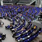 Der Bundestag am 13. Mai 2020 | AFP