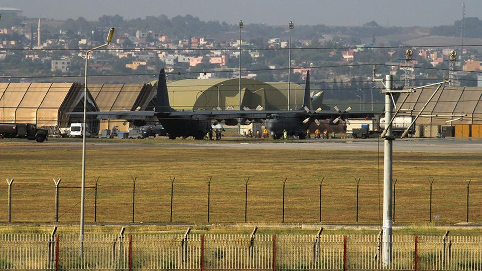 Bundeswehr in Incirlik | Bildquelle: picture alliance / abaca