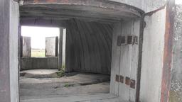 Alter Bunker in Albanien