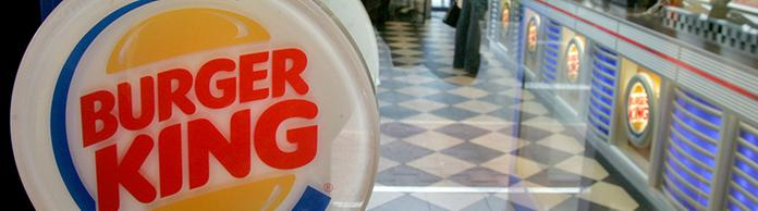 Burger-King-Filiale in Berlin