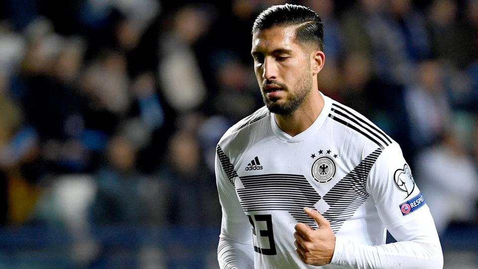 Nationalspieler Emre Can | Bildquelle: dpa