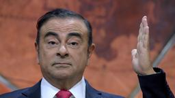 Ex-Renault-Chef Carlos Ghosn (Archivbild). | Bildquelle: AFP