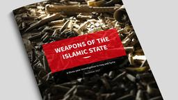 "Cover der Studie ""Weapons of the Islamic State"""