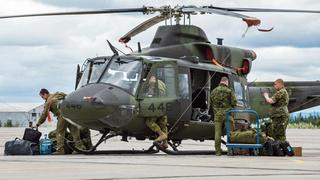 CH-146 der Royal Canadian Air Force | Bildquelle: LS Brad Upshall