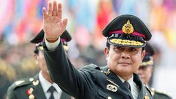 Thailands Premier General Prayut Chan-o-Cha