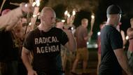 Rechte Demonstranten in Charlottesville