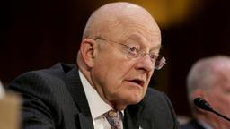 Ex-US-Geheimdienstdirektor James Clapper | Bildquelle: REUTERS