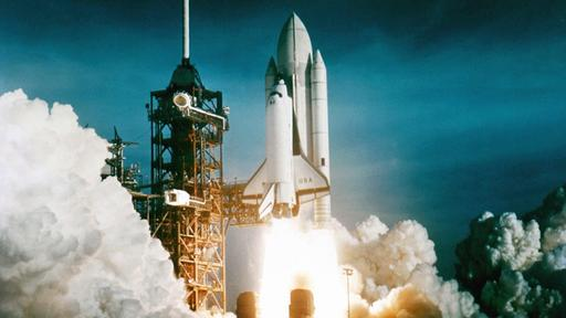 SpaceShuttle: Columbia 1981