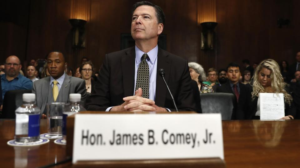 FBI-Chef James Comey | Bildquelle: AP