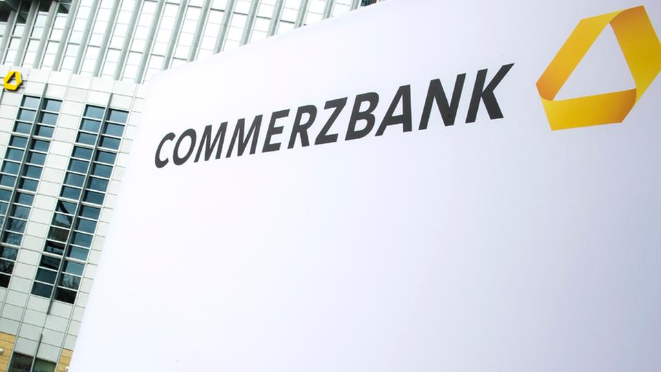 Logo der Commerzbank | Bildquelle: picture alliance / dpa