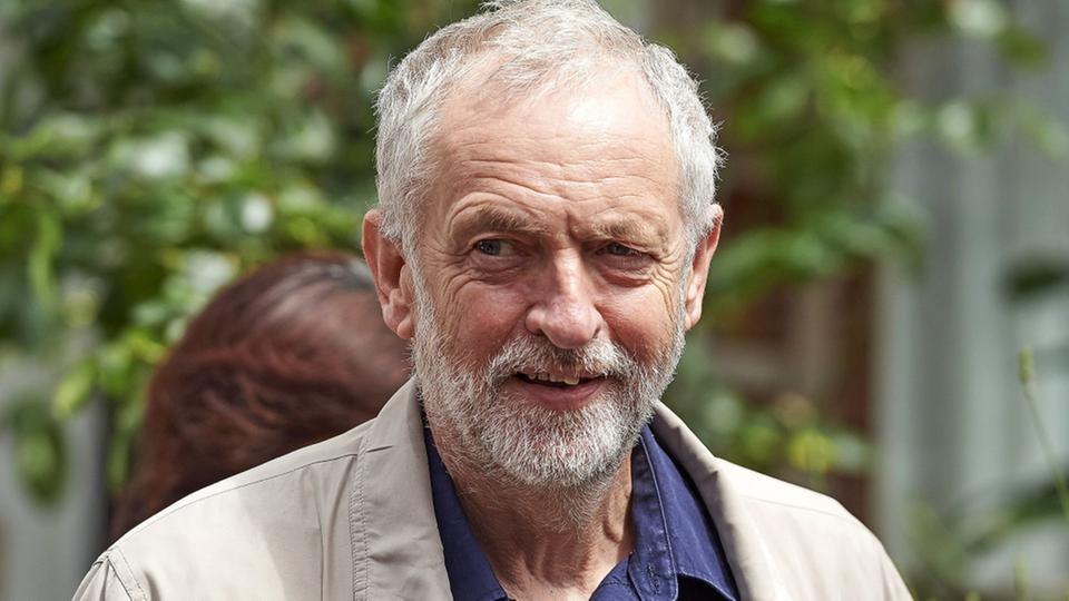 Labour-Chef Corbyn | null