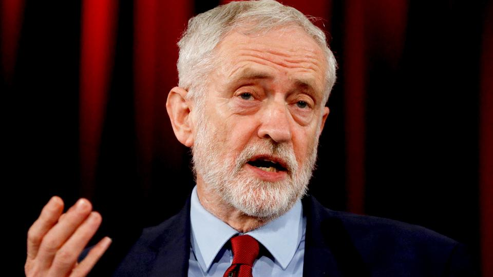 Labour-Chef Jeremy Corbyn | REUTERS