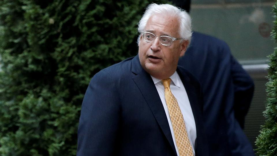 David Friedman | Bildquelle: REUTERS