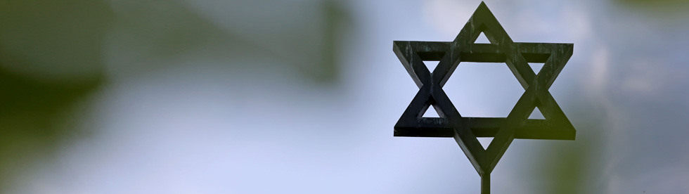 The star of the synagogue of the Jewish Community Hall |  Source: picture alliance / dpa