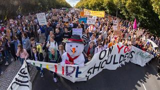 """Fridays for Future""-Demo in Berlin 