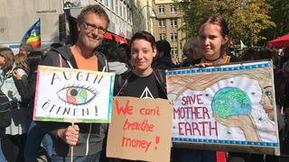 """Fridays for Future""-Demonstration in Köln 