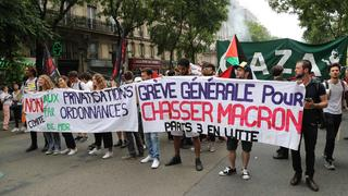 Demos Paris | Bildquelle: AFP