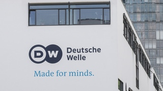 Deutsche-Welle-Zentrale in Bonn | Bildquelle: picture alliance /