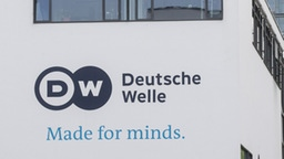 alt Deutsche-Welle-Zentrale in Bonn | Bildquelle: picture alliance /