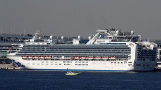 """Diamond Princess"" 