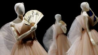 Dior-Ausstellung in London