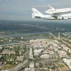 Discovery fliegt  ins Museum | null
