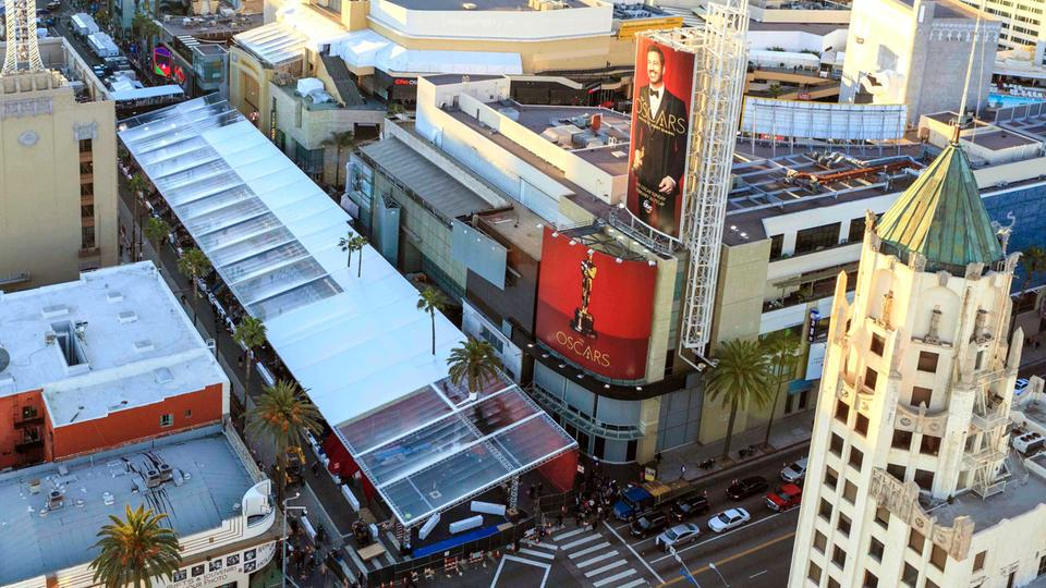 Dolby Theatre in Hollywood | Bildquelle: dpa