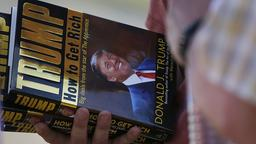 Donald Trump als Autor: How to get Rich