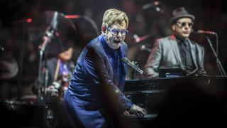 Elton John am Klavier | Bildquelle: imago/ZUMA Press