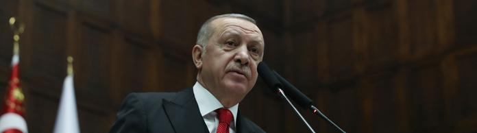 Recep Tayyip Erdogan | Bildquelle: TURKISH PRESIDENT PRESS OFFICE H