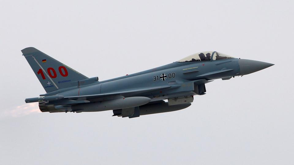 Eurofighter Typhoon | Bildquelle: REUTERS