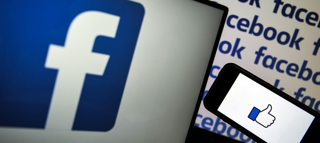 Facebook-Logo | AFP