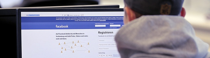 Ein Facebook-Account | Bildquelle: dpa