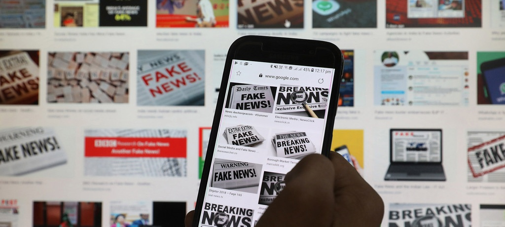 Fake News | HARISH TYAGI/EPA-EFE/REX