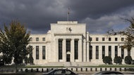 Der Sitz der US-Notenbank in Washington