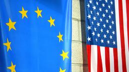Flaggen EU und USA | Bildquelle: picture-alliance/ dpa
