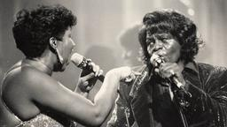 Aretha Franklin und James Brown