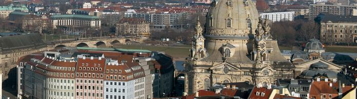 Frauenkirche in Dresden | Bildquelle: picture alliance / ZB