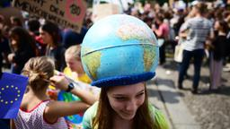 Fridays for Future demo in Berlin | Bildquelle: CLEMENS BILAN/EPA-EFE/REX