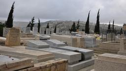Friedhof in Jerusalem