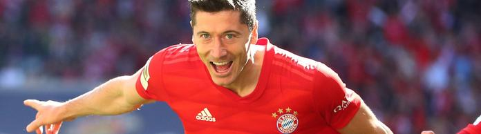 Robert Lewandowski | Bildquelle: REUTERS