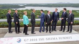 G7-Gipfel in Japan
