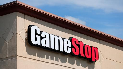 Das Logo von Gamestop | picture alliance / ASSOCIATED PR