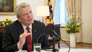 Interview mit Bundespräsident Gauck