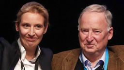 Alice Weidel and Alexander Gauland | Bildquelle: REUTERS