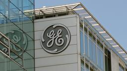 Logo des Konzerns General Electric an einem Firmengebäude | Bildquelle: REUTERS