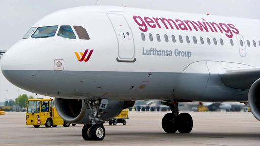 A319 von Germanwings | null