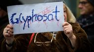 Demonstration gegen Glyphosat